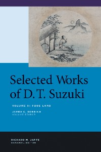 Cover Selected Works of D.T. Suzuki, Volume II