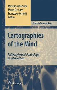 Cover Cartographies of the Mind