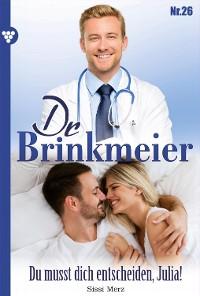Cover Dr. Brinkmeier 26 – Arztroman