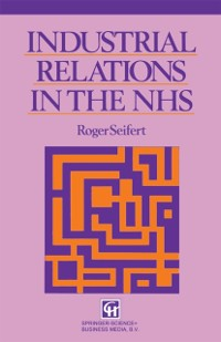 Cover Industrial Relations in the NHS
