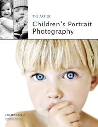 Cover Art Of Children's Portrait Photography