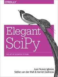 Cover Elegant SciPy