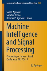 Cover Machine Intelligence and Signal Processing