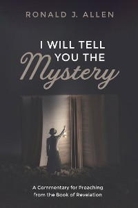 Cover I Will Tell You the Mystery