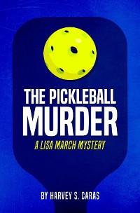 Cover The Pickleball Murder