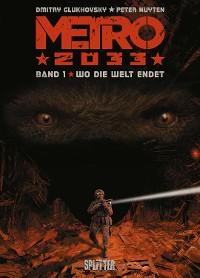 Cover Metro 2033 (Comic). Bd. 1