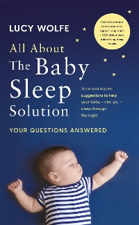 Cover All About The Baby Sleep Solution