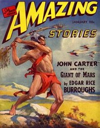 Cover John Carter and the Giant of Mars