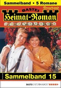 Cover Heimat-Roman Treueband 15 - Sammelband
