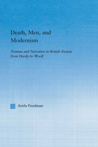 Cover Death, Men, and Modernism