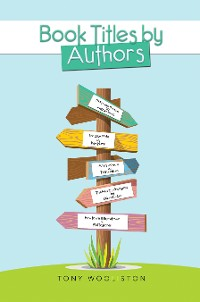 Cover Book Titles by Authors