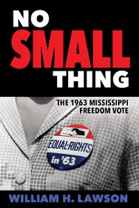 Cover No Small Thing