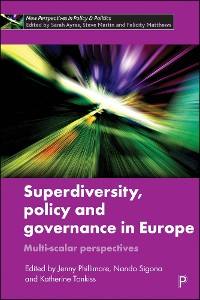 Cover Superdiversity, Policy and Governance in Europe