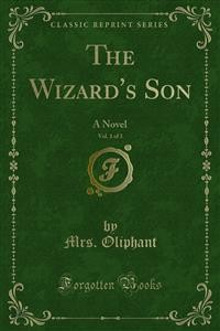 Cover The Wizard's Son