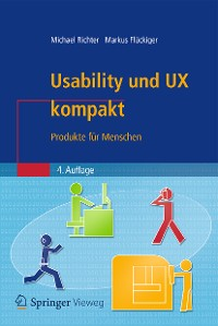 Cover Usability und UX kompakt