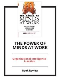 Cover The Power of Minds at Work