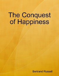 Cover The Conquest of Happiness