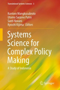 Cover Systems Science for Complex Policy Making