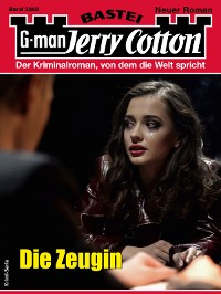 Cover Jerry Cotton 3355