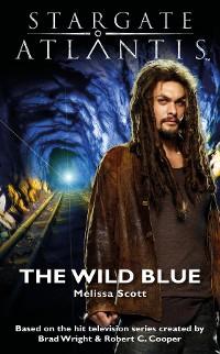 Cover STARGATE ATLANTIS The Wild Blue