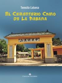 Cover El Cementerio Chino de La Habana