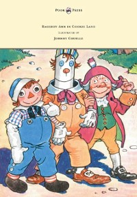 Cover Raggedy Ann in Cookie Land - Illustrated by Johnny Gruelle