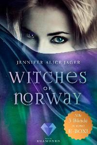 Cover Witches of Norway: Alle 3 Bände der magischen Hexen-Reihe in einer E-Box!
