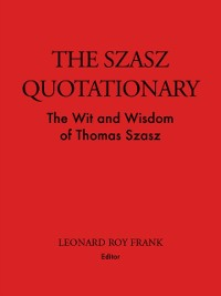 Cover Szasz Quotationary