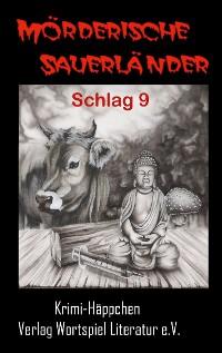 Cover Mörderische Sauerländer - Schlag 9