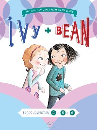 Cover Ivy and Bean Bundle Set 2 (Books 4-6)