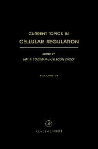 Cover Current Topics in Cellular Regulation
