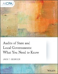 Cover Audits of State and Local Governments