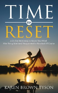 Cover Time to Reset