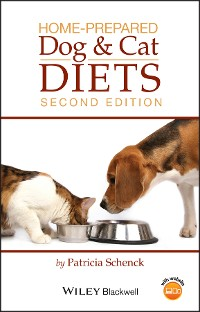 Cover Home-Prepared Dog and Cat Diets