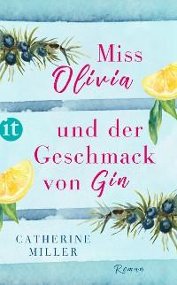 Cover Miss Olivia und der Geschmack von Gin