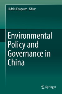 Cover Environmental Policy and Governance in China