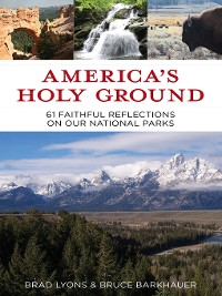 Cover America's Holy Ground