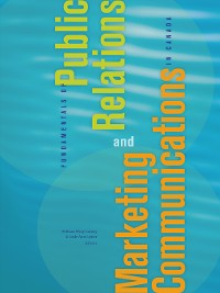 Cover Fundamentals of Public Relations and Marketing Communications in Canada
