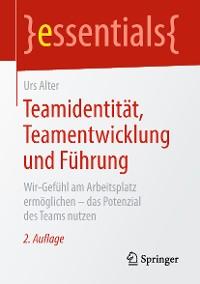Cover Teamidentität, Teamentwicklung und Führung
