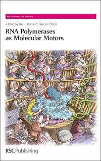Cover RNA Polymerases as Molecular Motors