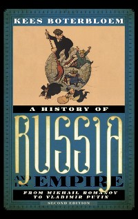 Cover A History of Russia and Its Empire
