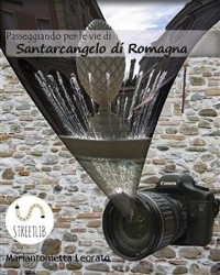 Cover Passeggiando per le vie di Santarcangelo di Romagna