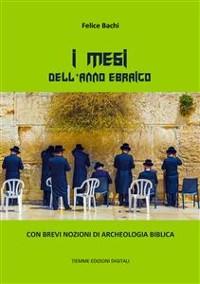 Cover I mesi dell'anno ebraico