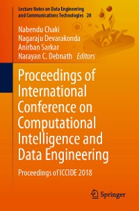 Cover Proceedings of International Conference on Computational Intelligence and Data Engineering