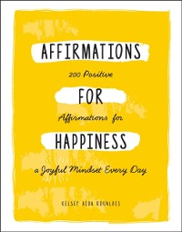 Cover Affirmations for Happiness