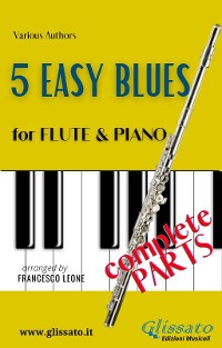 Cover 5 Easy Blues - Flute & Piano (complete)