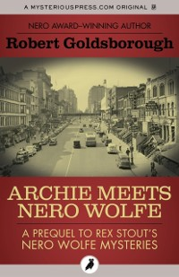 Cover Archie Meets Nero Wolfe