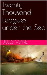 Cover Twenty Thousand Leagues under the Sea