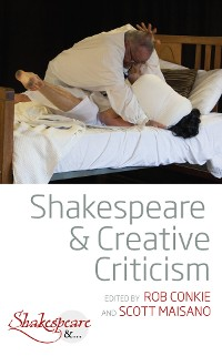 Cover Shakespeare and Creative Criticism