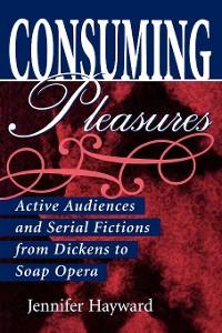 Cover Consuming Pleasures